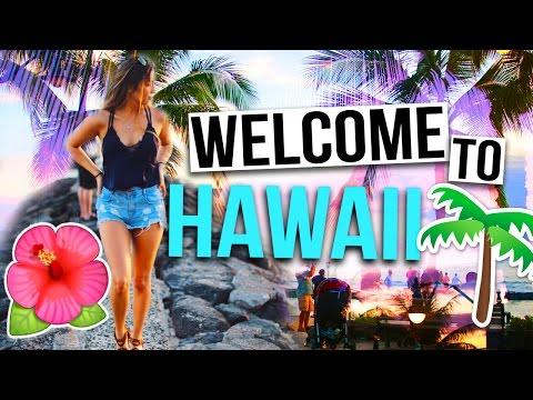 Welcome To HAWAII!!