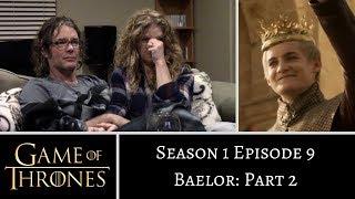 Game of Thrones S01E09 PART 2 Baelor REACTION