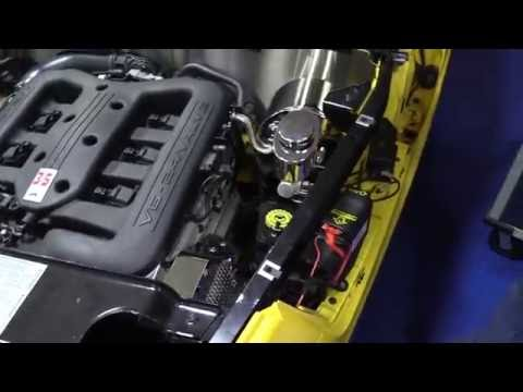 Prowler Alternator Cover Install