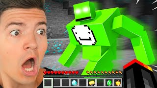 Minecraft but YouTubers are Herobrine...