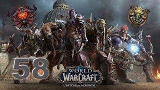 World of Warcraft [Battle for Azeroth Horde] [German] #58 - Quer durchs Sturmsangtal