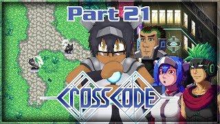 CrossCode (Blind) Part 21 - Black Cats