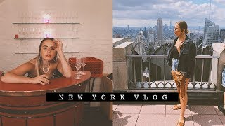 NEW YORK VLOG PART ONE | Hello October