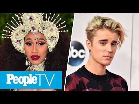 Cardi B Opens Up About Alleged Fan Attack, Justin Bieber On Celebs 'Glamorous Lifestyles' | PeopleTV