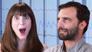 Couples Take A Lie Detector Test