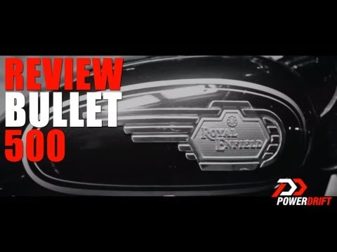 Royal Enfield Bullet 500 : Review : PowerDrift