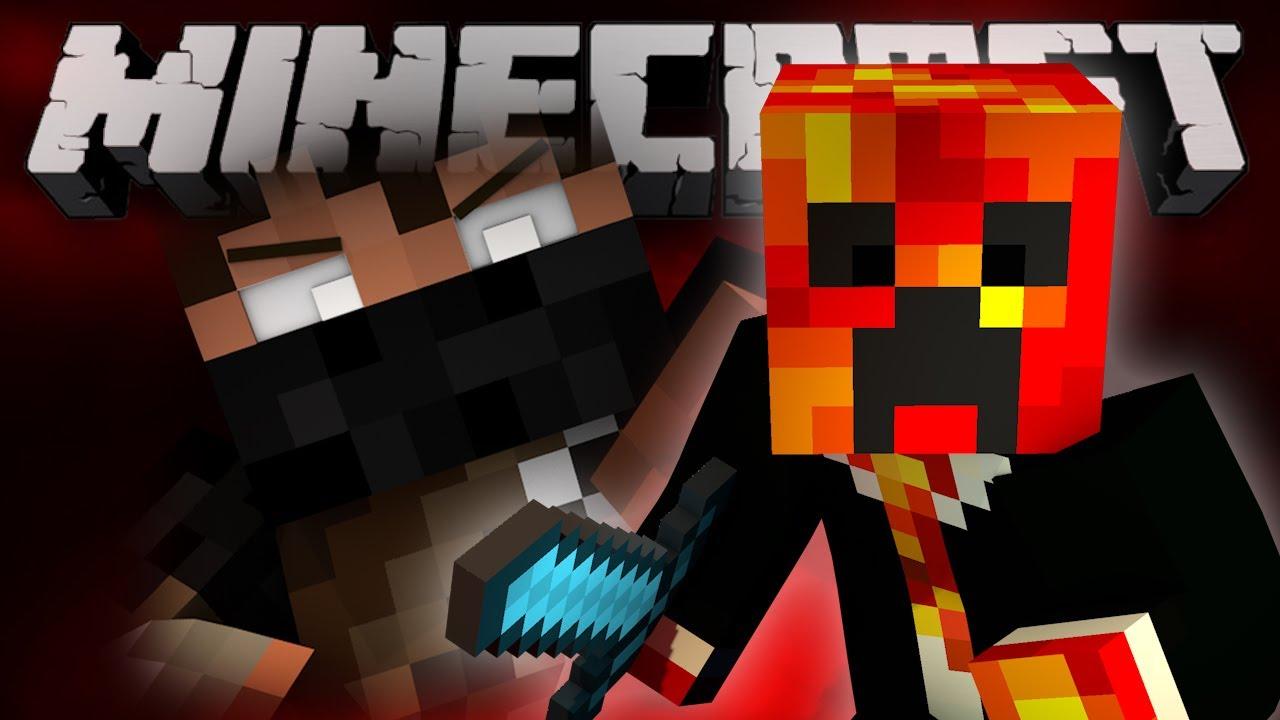 Herobrine Assassin Minecraft Hunger Games With