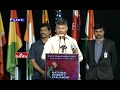 Chandrababu speech at concluding day of Women's Parliament..