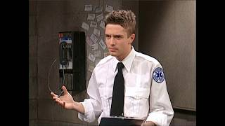 Topher Grace on ''Saturday Night Live''