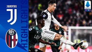 Juventus 2-1 Bologna | CR7 and Super Pjanic Lead the Way Against Bologna! | Serie A