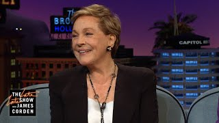 Julie Andrews's Highs & Lows of Shooting 'Sound of Music'