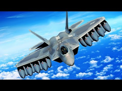 Most AMAZING Fighter Jets In The World!