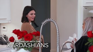 "KUWTK | Kendall Jenner's Funny ""Family Feud"" Freak Out 