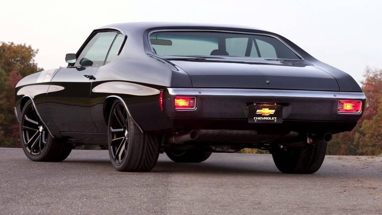 1970 Chevrolet Chevelle SS - YouTube  1970 Chevrolet ...