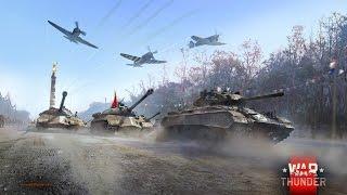 War Thunder recreating WWII