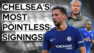 Chelsea's Most Pointless Signings from the Abramovich Era: Verón, Drinkwater, & More