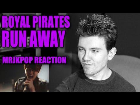 Royal Pirates Run Away Reaction / Review - MRJKPOP ( 로열 파이럿츠 )