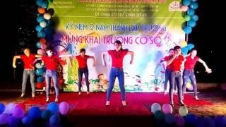 Mầm non Talent Kids - Khúc hát mừng sinh nhật 04.2016