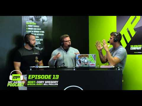 #MPNation Podcast ft. Bill Phillips w/ Host Cory Gregory - Episode 13