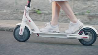 Mijia Mi : la trottinette électrique de Xiaomi en vidéo