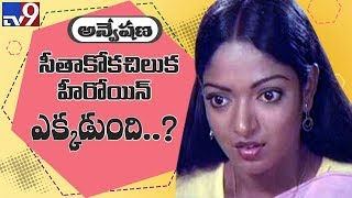 Anveshana: TV9 team on the look out for actress Mucharla A..