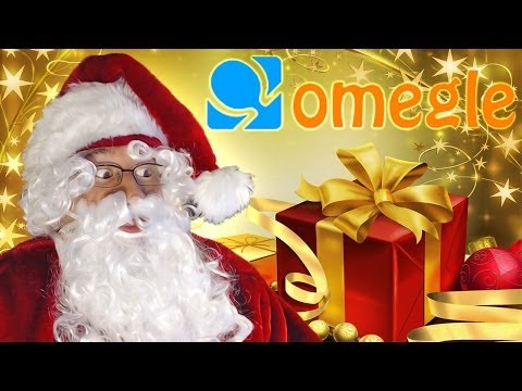 Santa Does Omegle - Smashpipe Games