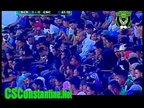 RCR 3 - CSC 0: Résumé du match