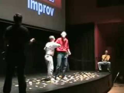 The World's Most Dangerous Improv Game - 2007