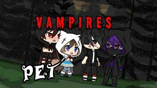 Vampires Pet || S1 Ep1 || gacha life