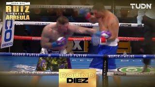 10MO ROUND: ¡POR TODO! Andy Ruiz va para adelante buscando el KO I Andy Ruiz vs Chris Arreola I TUDN