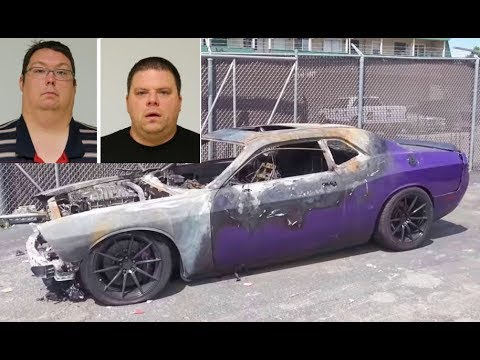 Hellcat Youtuber ARRESTED on 15 Counts of Street Racing... Here's What ACTUALLY Happened.