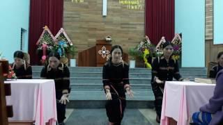 Ca múa nhạc thánh tin lanh