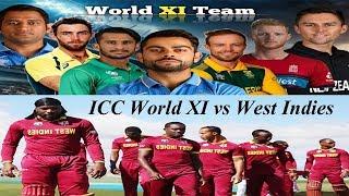 ICC World XI vs West Indies T20 full highlights 2018 HD