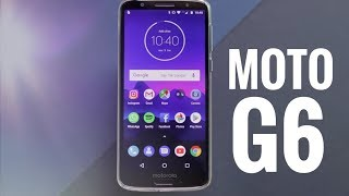 Video Motorola Moto G6 Q4OSw41oMrc