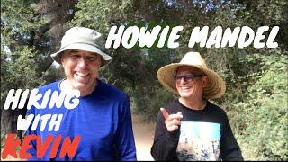 HOWIE MANDEL USES NUDE MODEL