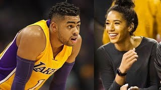 D'Angelo Russell's Ex-Girlfriend CLOWNS Him After Getting Traded to the Nets