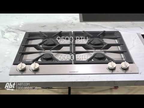 Gaggenau Vario 200 Series 24inch Gas Cooktop VG 264 214 - Overview