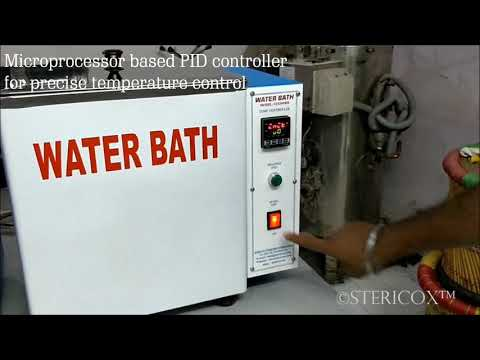 Constant Temperature Unstirred Water Bath