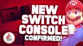 NEW Nintendo Switch COMING With ONE Big Change!