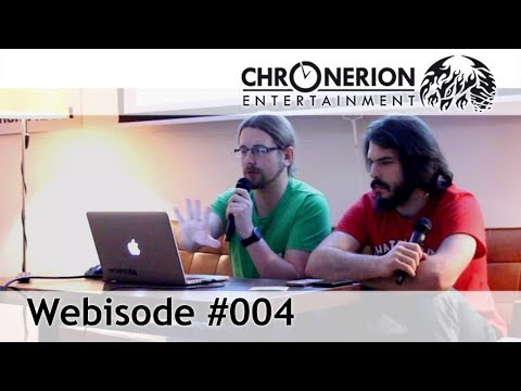 "Webisode #004 - ""A Fragment of Her"" @Vienna Gamedev Meetup #9"