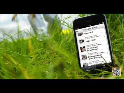 Event App Zeitungsgruppe Thüringen
