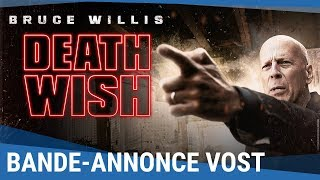 Death wish :  bande-annonce VOST