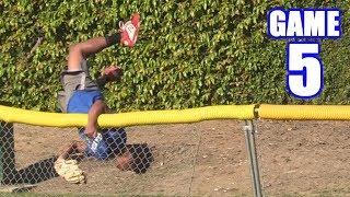 INCREDIBLE GAME! | On-Season Softball Series | Game 5