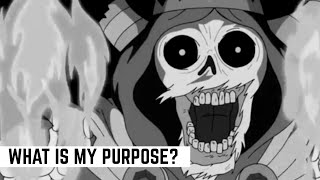 What is The Lich's Purpose? Adventure Time Theory