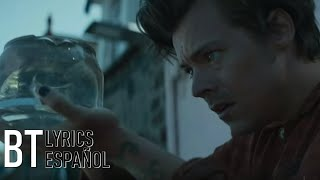 Harry Styles - Adore You (Lyrics + Español) Video Official