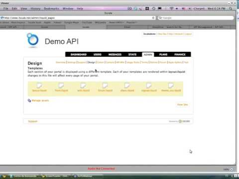 "3SCALE: ""Unleash the Power of your API"" - Part 2: Live demo of the solution"