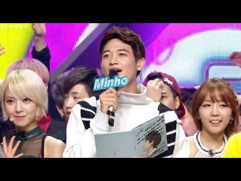 Minho sings Kyuhyun's