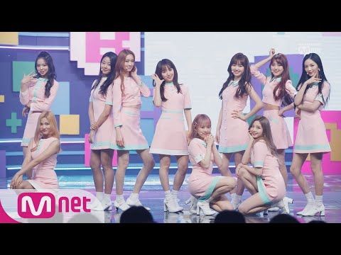 [Cherry Bullet - VIOLET] Debut Stage   M COUNTDOWN 190124 EP.603