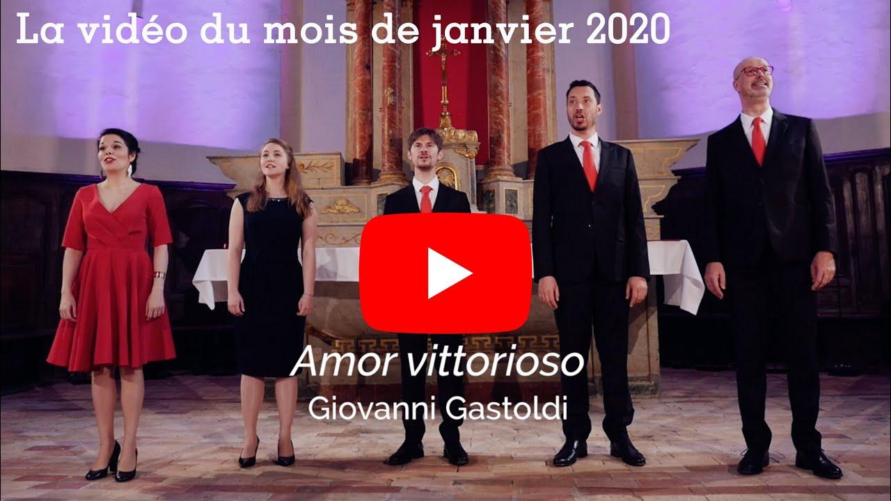video La vidéo du mois de janvier des Voix Animées