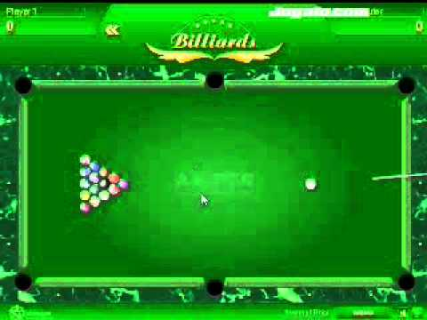 Jogos de sinuca billiards gratis